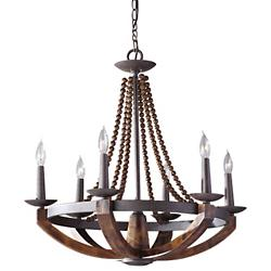 Adan Chandelier (6 Lights) - OPEN BOX RETURN