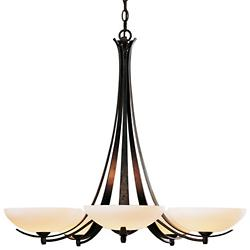 Aegis Five Arms Chandelier