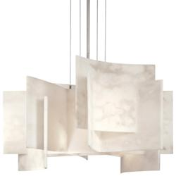 Alabaster Pendant (Brushed Nickel) - OPEN BOX RETURN