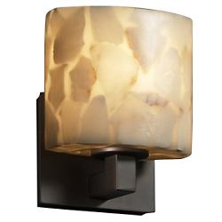 Alabaster Rocks! Modular ADA Wall Sconce
