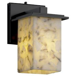 Alabaster Rocks! Montana Wall Sconce