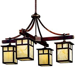 Alameda Indoor/Outdoor Chandelier