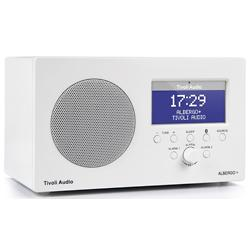Albergo Clock Radio with Bluetooth