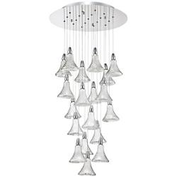 Alta LED Multi Light Pendant