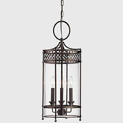 Amelia Pendant (Distressed Bronze/3 Light) - OPEN BOX RETURN