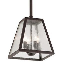 Amherst Outdoor Pendant (Seeded/Coastal Grade) - OPEN BOX