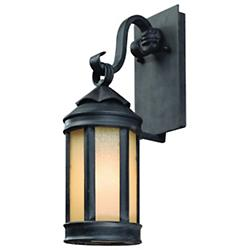 Anderson's Forge Outdoor Wall Lantern (Small) - OPEN BOX
