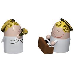Angels Band Set 2 Figurines