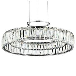 Annette LED Crystal Chandelier