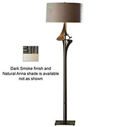 Antasia Floor Lamp (Anna/Smoke/Fluorescent) - OPEN BOX
