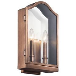 Antico Outdoor Wall Sconce