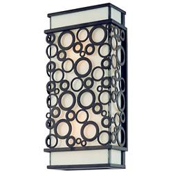 Aqua Outdoor Wall Sconce