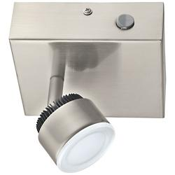 Armento 1 LED Spotlight (Satin Nickel) - OPEN BOX RETURN