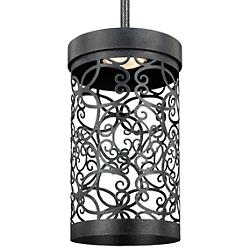 Arramore Outdoor LED Mini Pendant (Zinc) - OPEN BOX RETURN