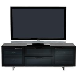 Avion Series II Noir Media Cabinet