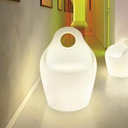 Baba' RGB-LED Illuminated Armchair