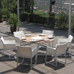 Baia Outdoor Dining Collection