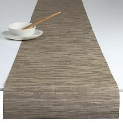 Bamboo Table Runner (Camel) - OPEN BOX RETURN