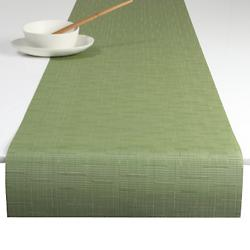 Bamboo Table Runner (Lawn Green) - OPEN BOX RETURN