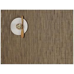 Bamboo Tablemat (Camel) - OPEN BOX RETURN