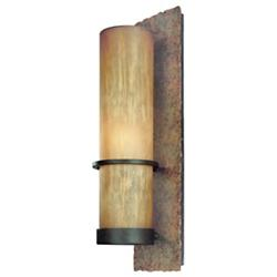 Bamboo Tall Wall Sconce