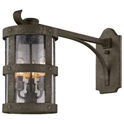 Barbosa B3315 Outdoor Wall Sconce