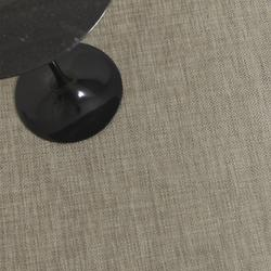 Basketweave Plynyl Floor Mat (Latte/23 x 36) - OPEN BOX