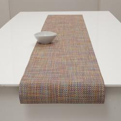 Basketweave Table Runner (Crayon) - OPEN BOX RETURN