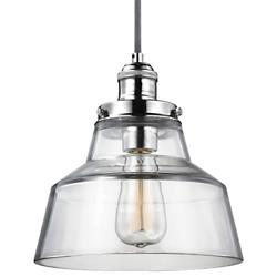 Baskin Chimney Nickel Pendant (Nickel) - OPEN BOX RETURN