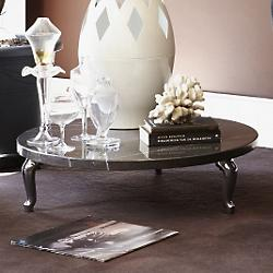 Bassotti Round Coffee Table - 3 Legs