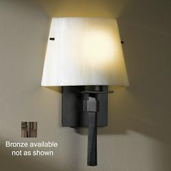 Beacon Hall Wall Sconce No. 204825 (Ivory/Bronze) - OPEN BOX