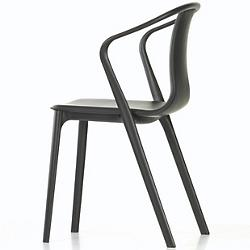 Belleville Armchair - Leather