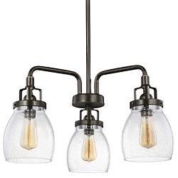 Belton Chandelier (3 Lights) - OPEN BOX RETURN
