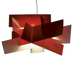 Big Bang Suspension (Red/78 Inch) - OPEN BOX RETURN