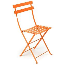 Bistro Folding Chair Set of 2