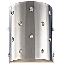 Bling Bling Wall Sconce (Chrome/Crystal) - OPEN BOX RETURN