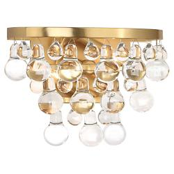 Bling Wall Sconce (Antique Brass) - OPEN BOX RETURN