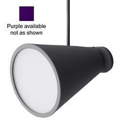 Bollard Plug-In Pendant (Purple) - OPEN BOX RETURN