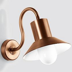 Boom LED Copper Directional Wall Light - 1004/1008