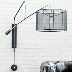 Boom Wall Sconce