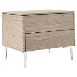 Boston 2-Drawer Nightstand