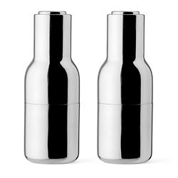 Bottle Grinder Set of 2 - Steel