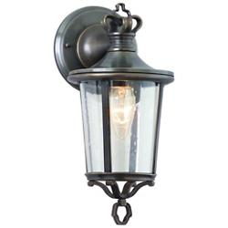 Britannia Outdoor Wall Sconce