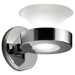 Butterfly Wall Sconce (Polished Chrome) - OPEN BOX RETURN