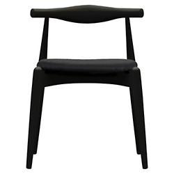 CH20 Elbow Chair - Black Edition