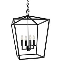 Cage Pendant (Bronze/Medium) - OPEN BOX RETURN