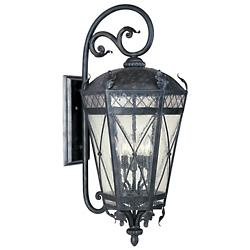 Canterbury Outdoor Wall Sconce