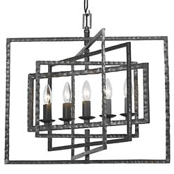 Capri 5 Light Chandelier