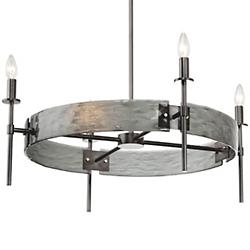 Carlyle Torchlight Chandelier