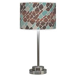 Cell Table Lamp